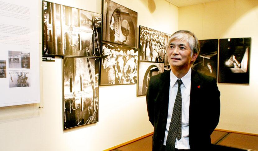 写真展を行うなど、クリエイターとしても活躍する鈴木弘之さん。 (c)worldtimes
