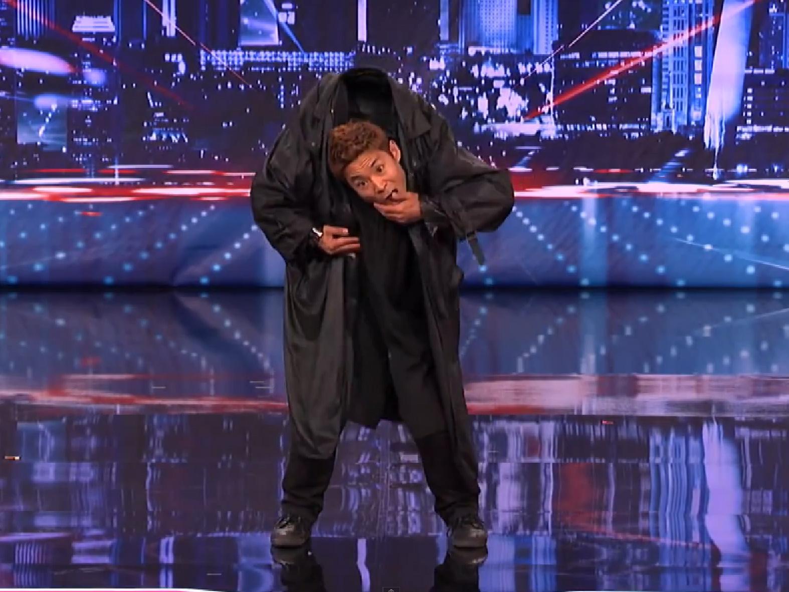 蛯名健一の首落ちマジックダンスのタネは?賞金100万ドルを手にしたパフォーマーに迫る!【動画あり】
