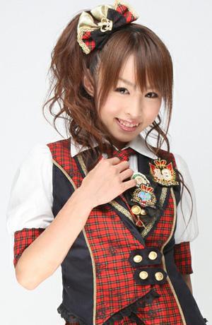 大堀 恵(おおほり めぐみ、1983年8月25日生まれ) 槙野と同じくホリプロ所属だ。 AKB48の元メンバーでは最年長。元モデル。 (C)AKS