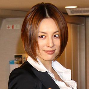 全然見えませんが、実はもう米倉さんはアラフォー(38歳)だ。