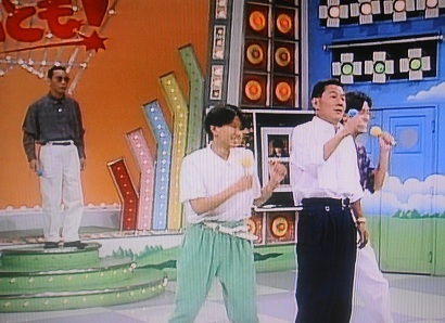 この日の曜日レギュラーは明石家さんまで、笑っていいともオープングでお笑いBIG3が揃う嬉しいハプニングに。