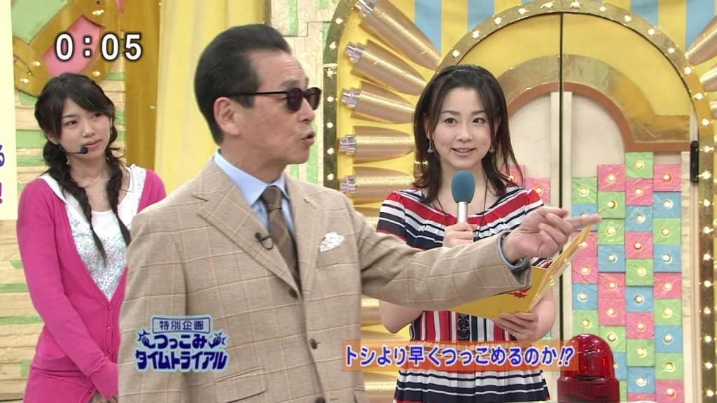 放送5000回を記念して、タモリは「生放送単独司会世界記録」として2003年のギネスブックに登録されている。 (c)フジテレビ