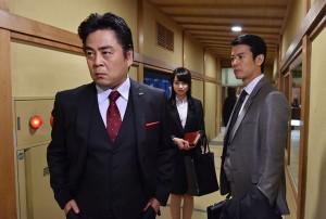立川談春は「青島製作所」のライバル社「イツワ電器」社長・坂東昌彦を演じている。 (C)TBS