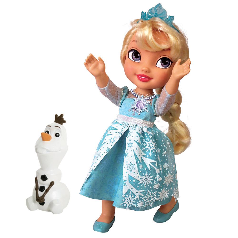 エルサ人形がトイザらス限定で予約受付スタート!【アナと雪の女王 きらきらミュージカルエルサ】
