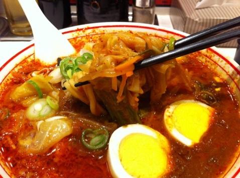 北極インドラーメン味噌 by ropefish http://tabelog.com/rvwr/ropefish/