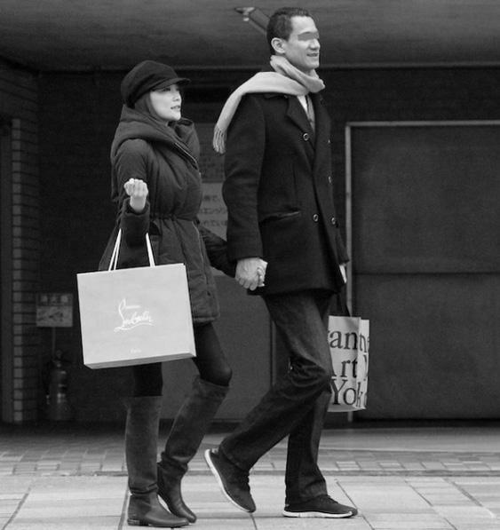 サトエリが結婚&妊娠! 夫となる結婚相手は190cmの外国人男性A氏