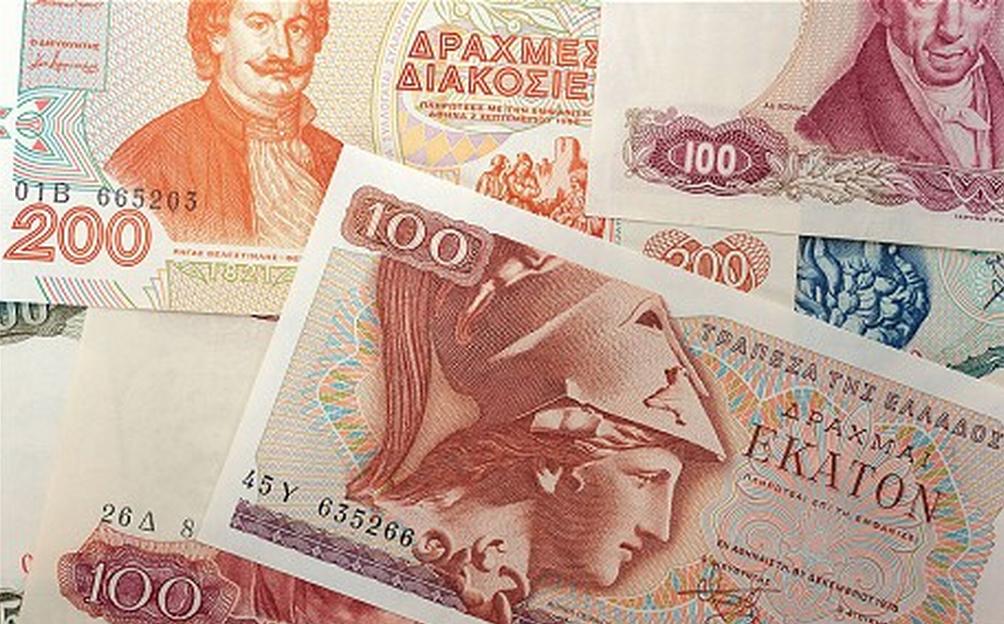 2000年に欧州統一通貨=ユーロに加盟するまで使われ続けてきたドラクマ。
