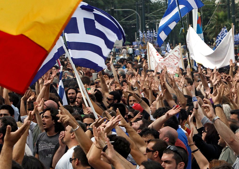 ギリシャ問題