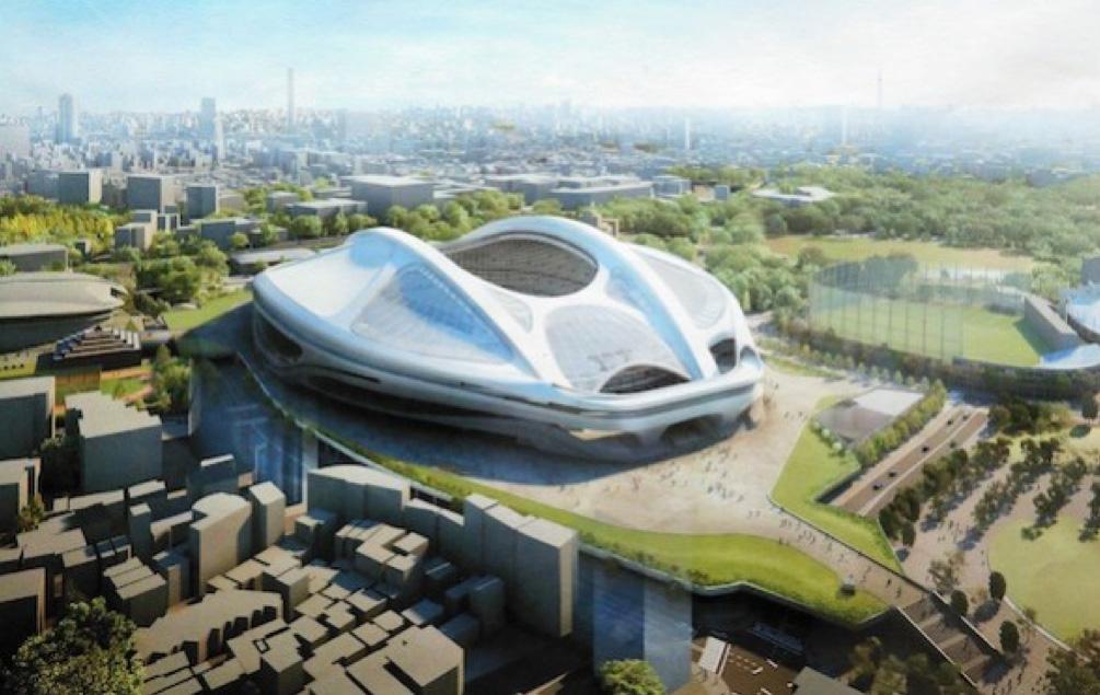 新国立競技場問題まとめ―ゼネコン提示の総工費は東京ディズニーランド2個分
