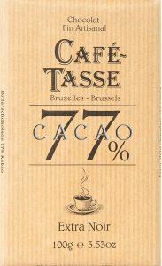 カフェ タッセ カカオ77% 豊産業