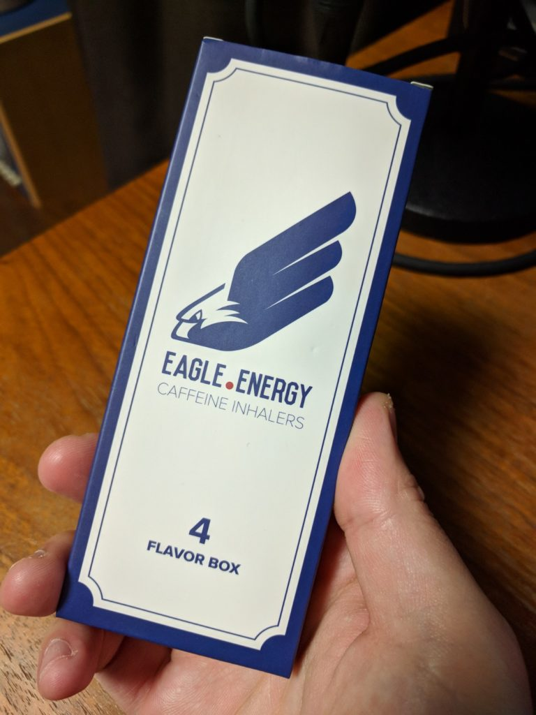 Eagle Energy4本セット
