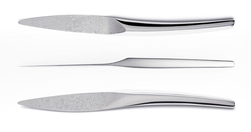 【ガイアの夜明け】世界が驚愕したステーキナイフ「2013 ボキューズドール TEAM JAPAN ステーキナイフ」予約販売がスタート!