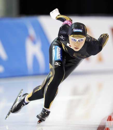 ソチオリンピック 日程 スピードスケート 加藤と長島がWメダル、小平が銀を狙う