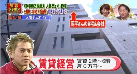岡平健治が自社ビルオーナー&年商2億円の実業家になった方法が凄すぎる!