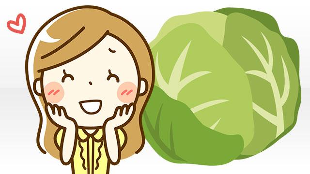 春キャベツの驚愕の栄養&効果!カロテン3倍・ビタミンC1.3倍&ガン予防!まさに「自然の潰瘍薬」