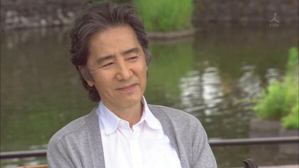 田村正和さん TBS
